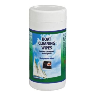 Boat cleaning wipes